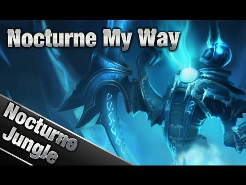 3.8 Patch Nocturne Jungle My Way + Contest Riot Point Giveaway!