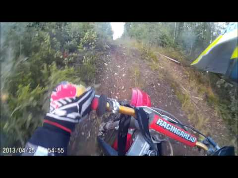 Honda Cr 125 - Enduro Dream (NOPE)