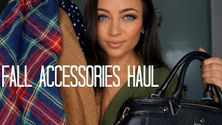 Fall Accessories Haul ♡ [Scarves, Shoes, Bags, etc.] Thumbnail