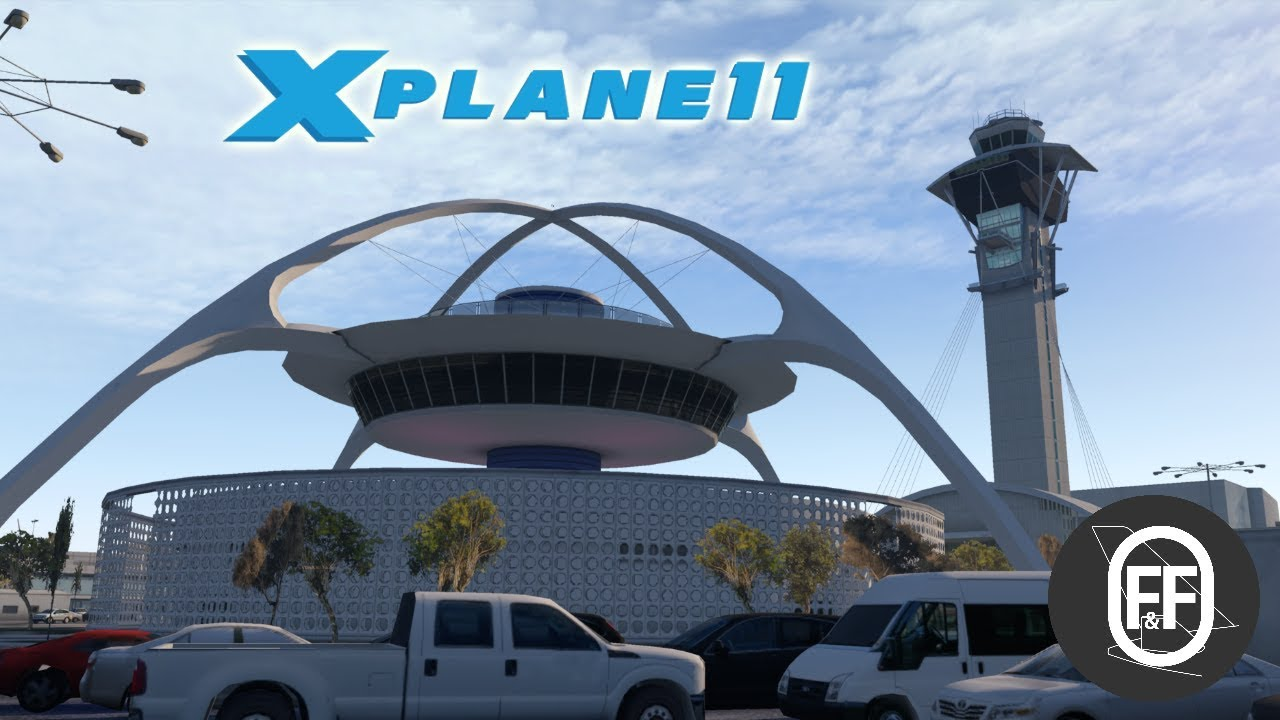 KLAX for X-PLANE 11! By Mister X