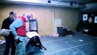 курс подготовки к экзамену на оружие, практика в тире