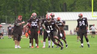 Terrelle Pryor's switch to Wide Receiver