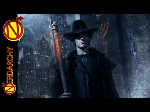 From the Dresden Files Harry Dresden D&Dized  Dungeons and Dragons Character Builds