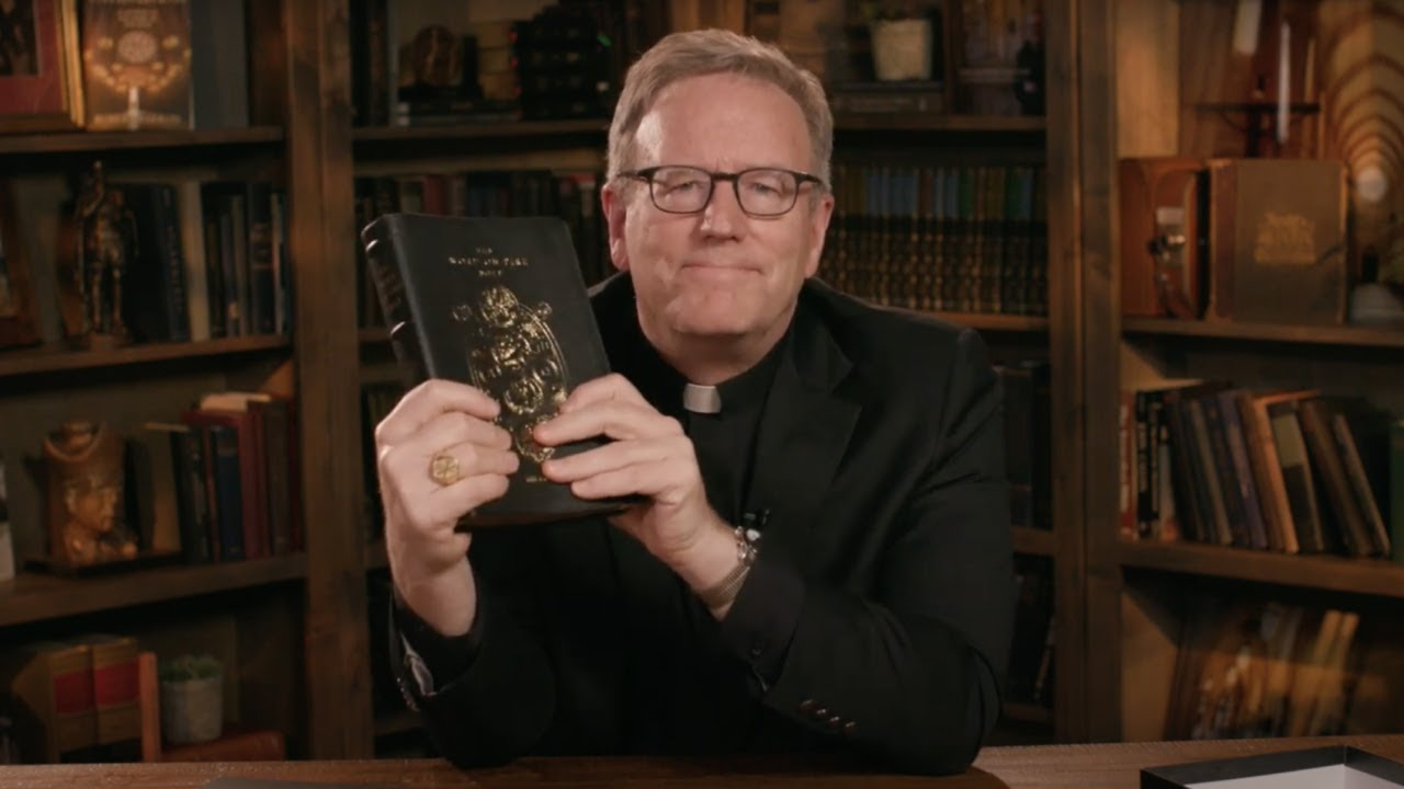 Bishop Barron Introduces The Word on Fire Bible: Volume I - The ...