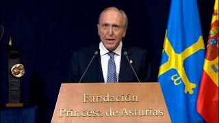 La Fundación Princesa de Asturias expresa su apoyo a la monarquía