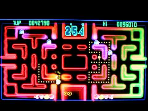 Pac Man Championship Edition Gameplay XBOX 360