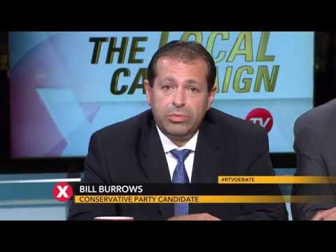 Toronto Beaches-East York Debate - 2015 Federal Election - The Local Campaign, Rogers TV