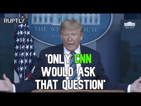 Trump v CNN | The never-ending drama