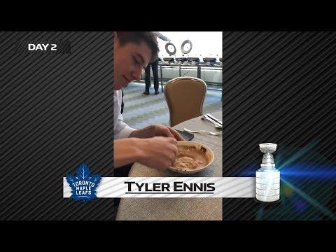 Cup Confidential: Tyler Ennis