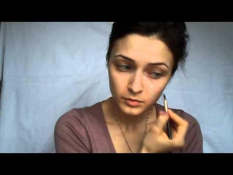 Инна без макияжа