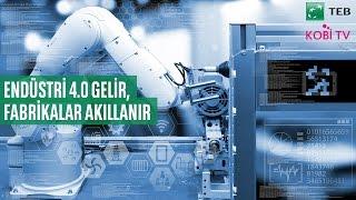 Endüstri 4.0, Akıllı Fabrikalarla Geliyor