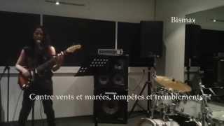 BISMAK(chanteuse-guitariste malgache) - Insoumise ( Live avril 2014)
