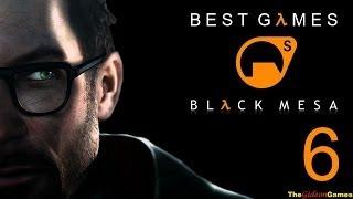 best Games: Прохождение Black Mesa Half-Life (HD) - Часть 7 (Энергия)