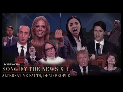 Alternative Facts Dead People - Songify the News 12