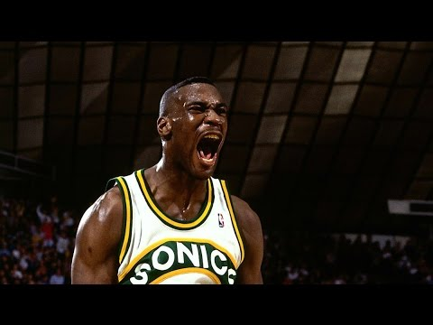 Shawn Kemp's Top 10 Dunks Of His Career