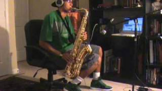Linkin Park - Crawling - Piano and Tenor Saxophone by charlez360