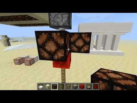 Minecraft Tutorials Sensor De Luz Diurna 1 5 Mecanismo Para Que Nunca Sea De Noche En Minecraft
