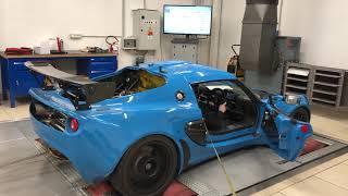 Lotus Honda Exige JRSC Race Car Sequential Gearbox Quaife QKE8J
