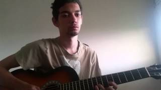 Yeled Shel Aba - Guitar Cover - מוקי - ילד של אבא