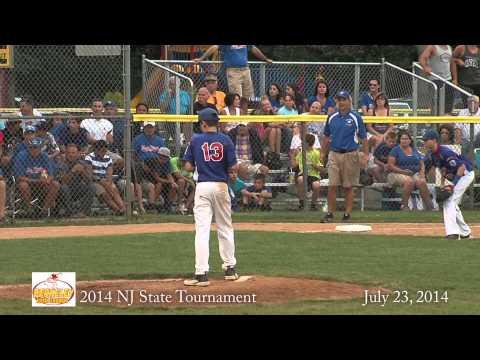 Berkeley Little League 2014 NJ Little League Championships July 23, 2014