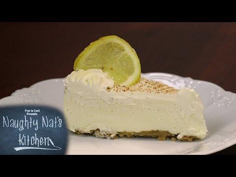 Gluten Free Lemon Cheesecake Naughty Nat's Kitchen