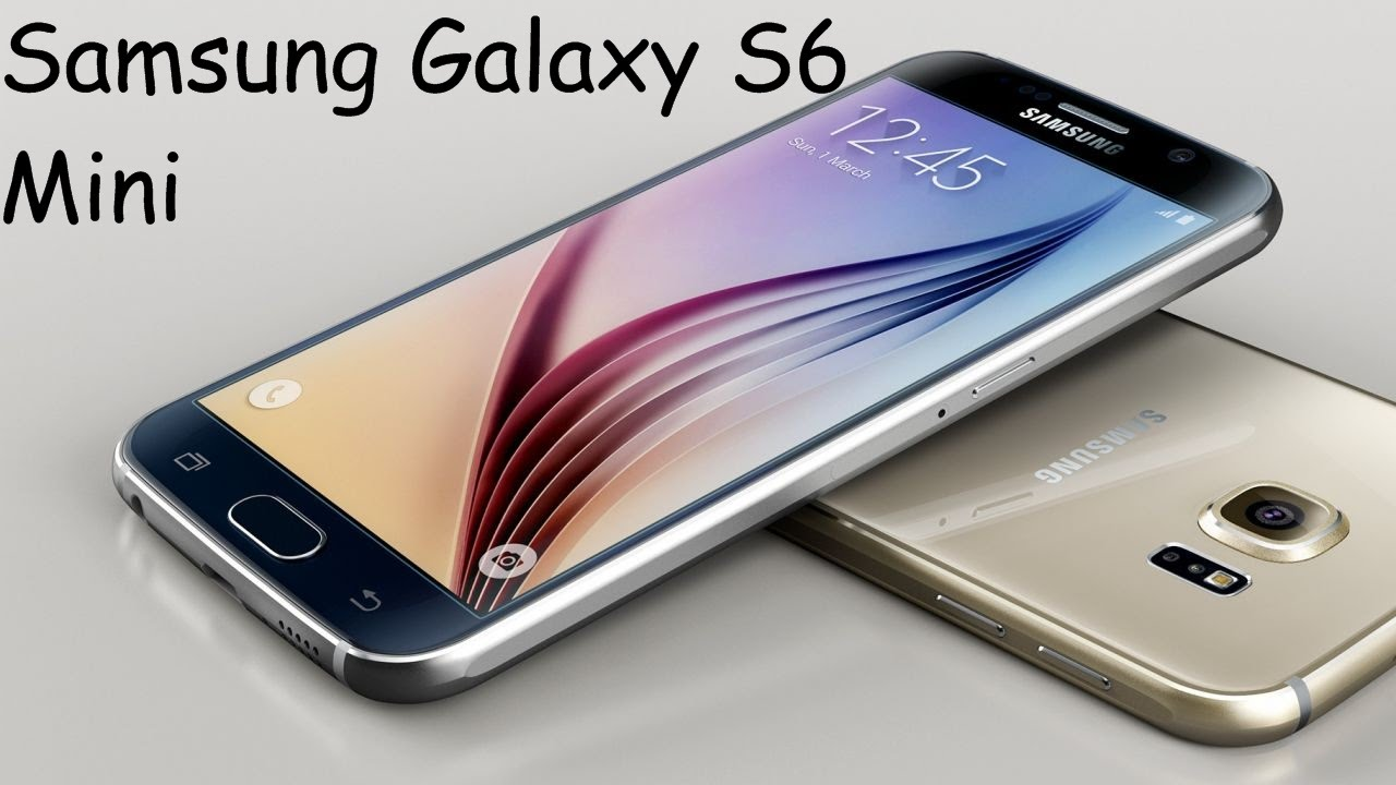 samsung galaxy s6 mini leaked pictures youtube. Black Bedroom Furniture Sets. Home Design Ideas