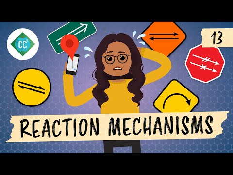 Intro to Reaction Mechanisms: Crash Course Organic Chemistry #13