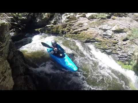White Water Kayaking, New Zealand