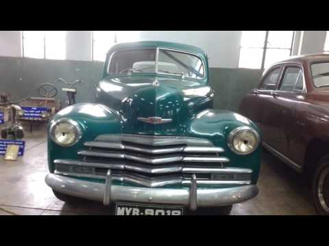 CAR MUSEUM AT DHARMASTHALA