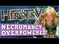 - Heroes of Might and Magic V - NECROMANCY ONLY CHALLENGE IS PERFECTLY BALANCED WITH NO EXPLOITS!