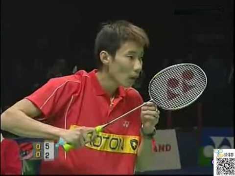 2006 All England MSSF - Lin Dan Vs Lee Chong wei
