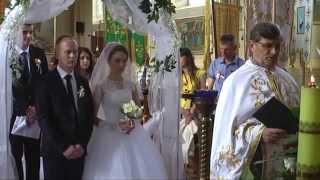 Весілля Івана та Наталії Сенейко частина 1