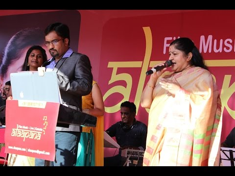 K S Chithra Live