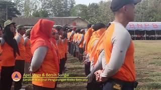 Apel siaga dan aksi bersih sungai 2018