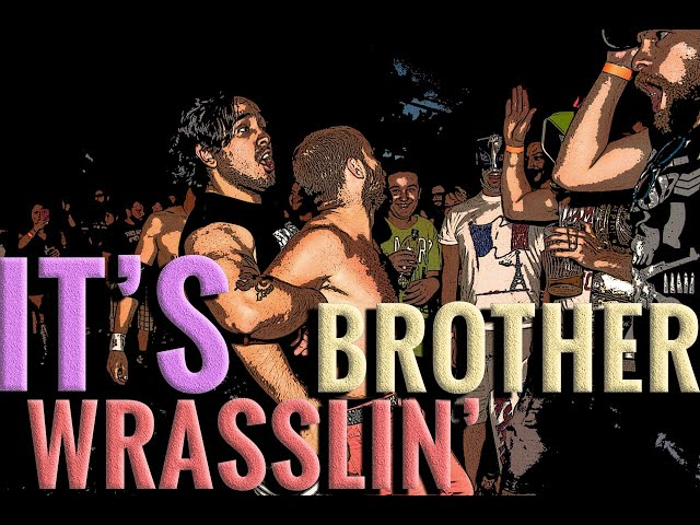 BYB 2015 Blooper Reel Highlight Video - It's Wrasslin' Brother! 2