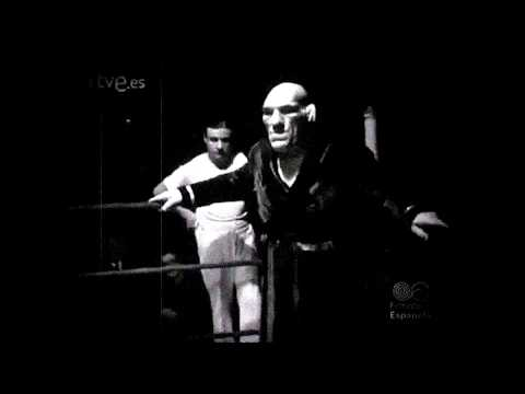 Andre Camel - French Angel (Respect to Maurice Tillet)