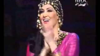 دويتو رقص غادة عبدالرازق لوسي ابشر