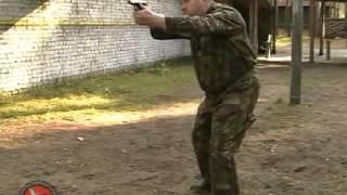 Упражнения для наработки стрельбы навскидку.