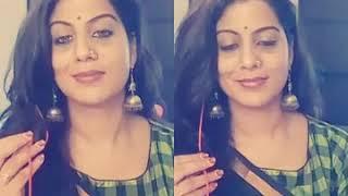 Kaatril Varum Geethame - Oru Naal Oru Kanavu - Sing! Karaoke|Smule (Shilpa Subramanian)