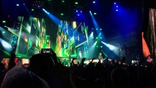 GUNS N' ROSES - WELCOME TO THE JUNGLE - Live Hannover Germany 2017 HD