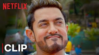 Aamir Khan's Motivational Speech | Secret Superstar | Netflix India