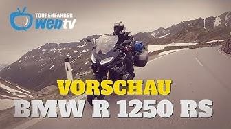 BWM R 1250 RS - Erste Probefahrt übers Timmmelsjoch, Jaufenpass und Großglockner