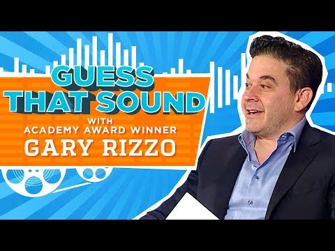 Guess that Sound with Academy Award Winner Gary Rizzo Dunkirk, Inception  Full Sail University