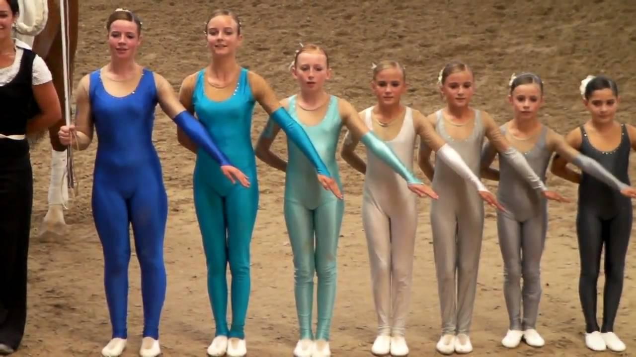 Girls Beim Training 2