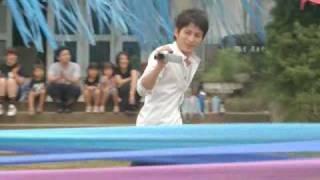 "Sony Handycam NEW CM (August 2009) with Okada Junichi in the ""WONDE..."