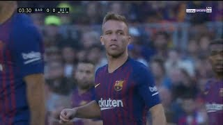 Arthur Melo vs Real Betis (H) 2018/19 English Commentary HD 720p