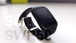 Sony Smartwatch 3 im ausführlichen Review | deutsch 📹 techloupe