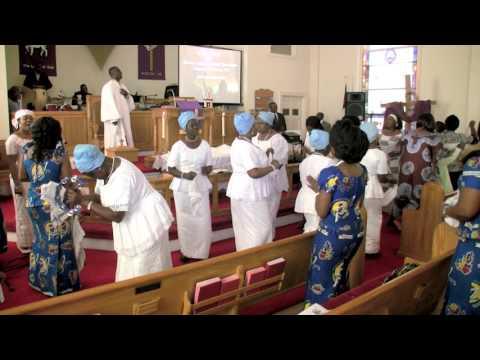 God, you are so good !! Ghana (Praise Medley)