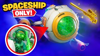 SPACESHIP LOOT ONLY! (most insane game)