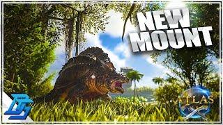 NEW SUBMARINE MOUNT, GRAND TORTUGAR, GALLEON BUILDING  - Atlas Gameplay - BLACKWOOD DLC -  Part 17